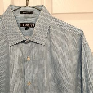 Express - Men's Dress Shirt - XL - NWOT